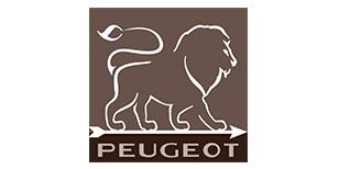 Logo Peugeot - mlýnky