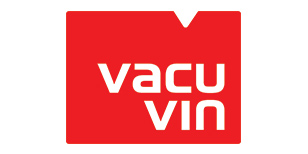 Logo VacuVin - vakuové pumpy, doplňky k vínu